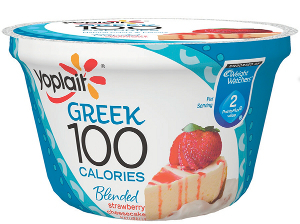 Yoplait yogurts are part of General
