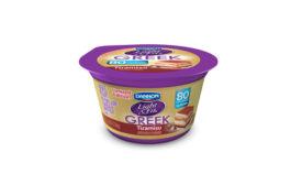 Dannon Tiramisu Light & Fit Greek yogurt