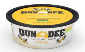 Dundee Aussie Style yogurt Honey