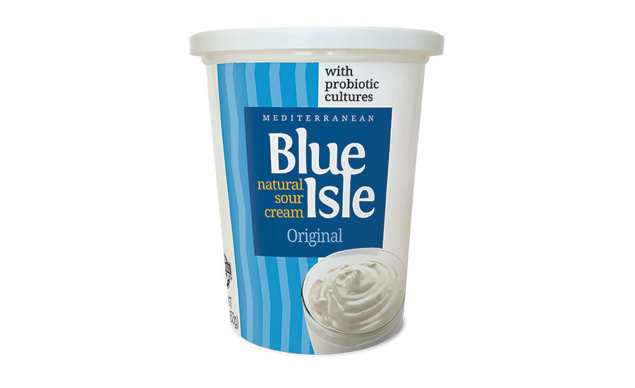 Karoun Blue Isle sour cream