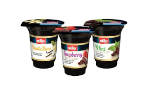 Muller ice cream-inspired yogurt flavors