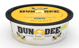 Dundee Aussie Style yogurt Honey