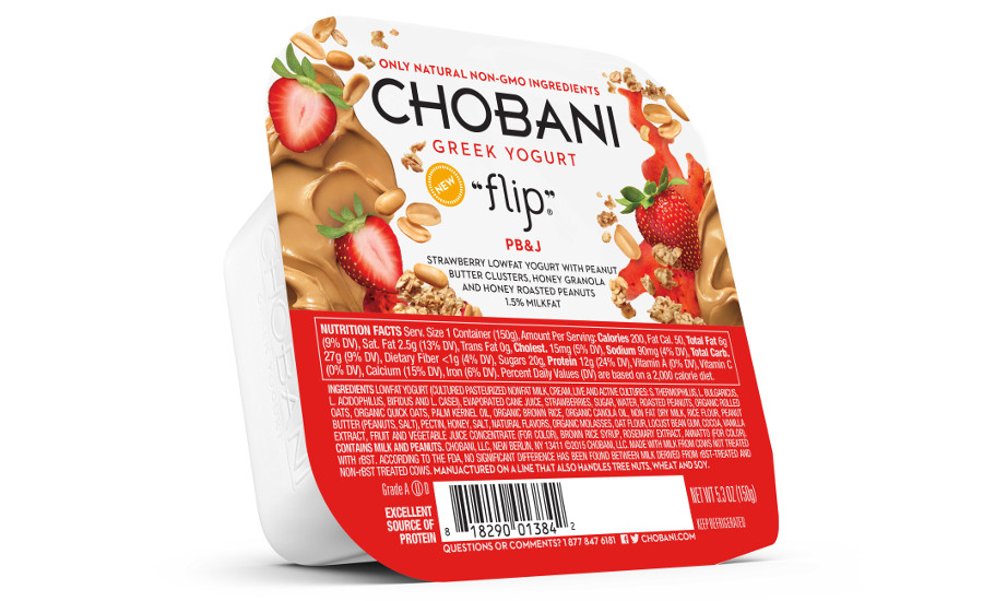Chobani releases its first batch of 2016 new products | 2015-12-28 ...