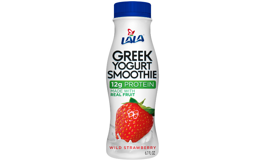 Lala-Greek-yogurt-smoothie-strawberry