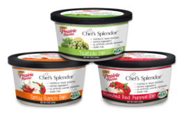 Prairie Farms sour cream based dips