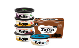 Noosa's spicy and sweet yogurt flavors