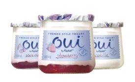 Oui by Yoplait French-style yogurt in glass pots Dairy Foods magazine