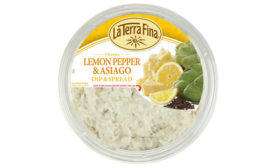 La Terra Fina cheese dips lemon asiago