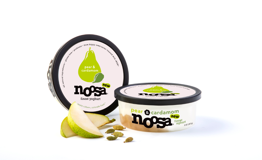Noosa yogurt pear cardamon flavor