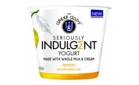 The Greek Gods Seriously Indulgent yogurt lemon