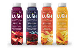 Dreaming Cow LUSH drinkable yogurts