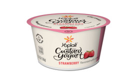 Yoplait Custard strawberry