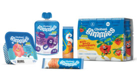 Chobani Gimmies kids' yogurts