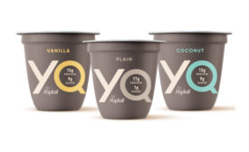 YQ by Yoplait yogurts