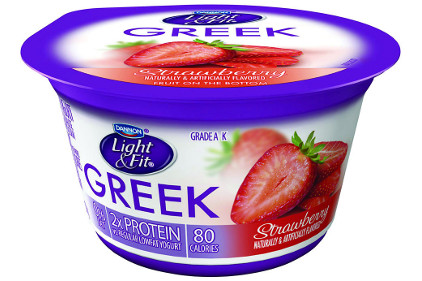 Dannon Greek light & fit - feature