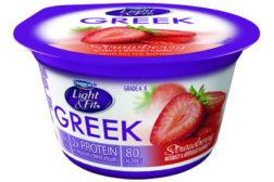 Dannon Greek yogurt