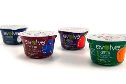 Evolve spoonble Greek kefir - feature