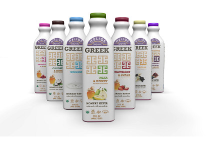 Helios Greek kefir - feature