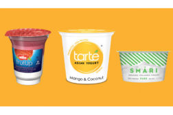 International yogurts