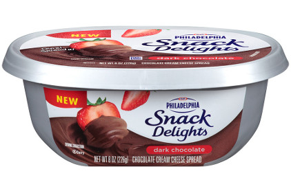 Philadelphia Cream Cheese Snack Delights - feature
