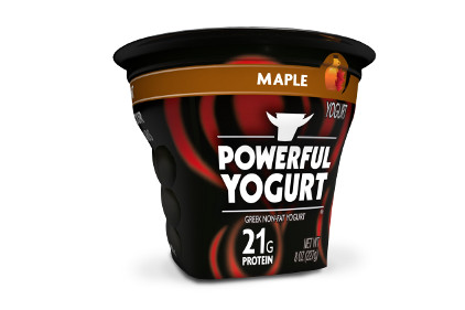 Powerful Yogurt maple - feature