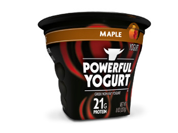 Powerful Yogurt maple