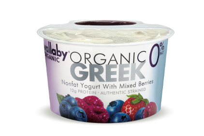 Wallaby Greek NF Yogurt - feature