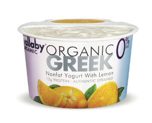 Wallaby Greek NF Yogurt Lemon