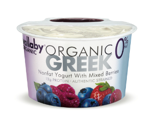 Wallaby Greek NF Yogurt Mixed Berry