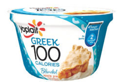 Yoplait Greek Apple Pie