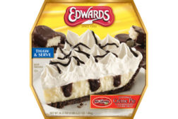Edward's Mounds cream pie