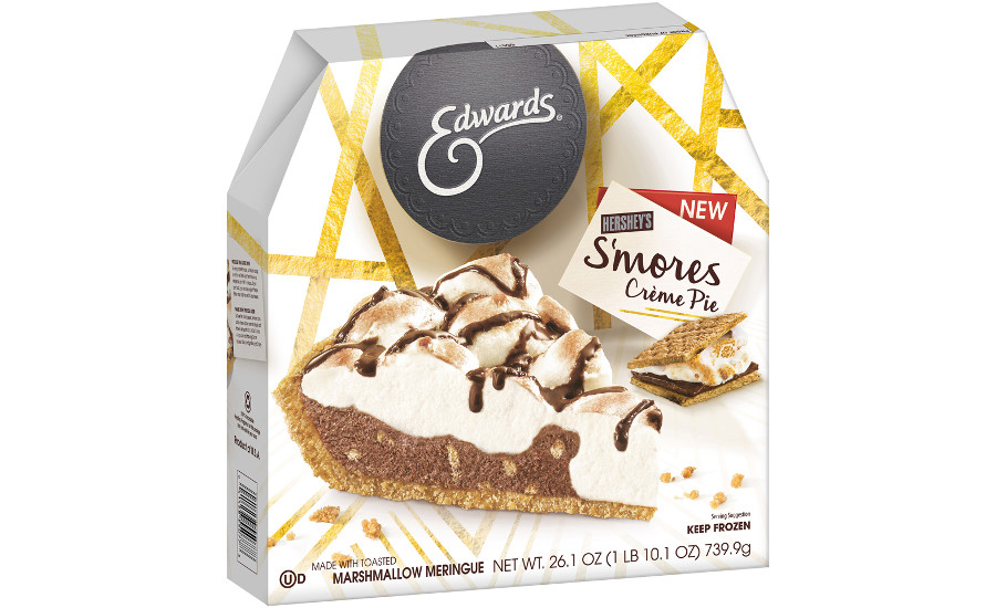 Edwards s'mores pie whole