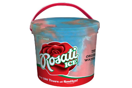 Rosati Ice 2 quarter pail - feature
