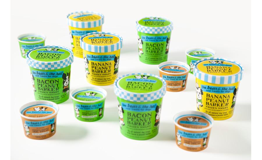 frozen yogurt products