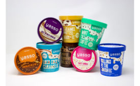 Yasso frozen Greek yogurt pints