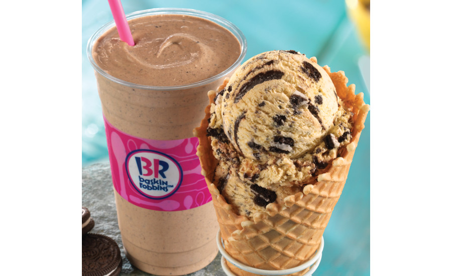 Baskin-Robbins Oreo products