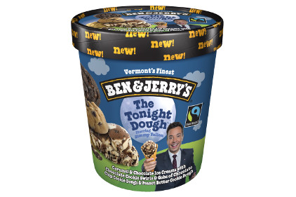 Ben & Jerry's Fallon The Tonight Dough - feature
