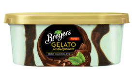 Breyers Indulgence Gelato Mint