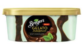 Breyers Indulgence Gelato Mint