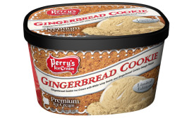 Perry's Ice Cream Gingerbread cookie flavor