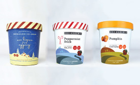 Snoqualmie seasonal ice creams