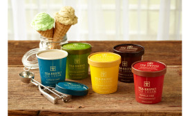 Tea-rrific tea ice cream lineup