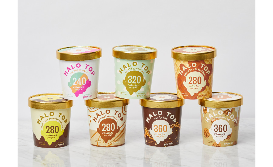 Halo Top's 7 new ice cream flavors