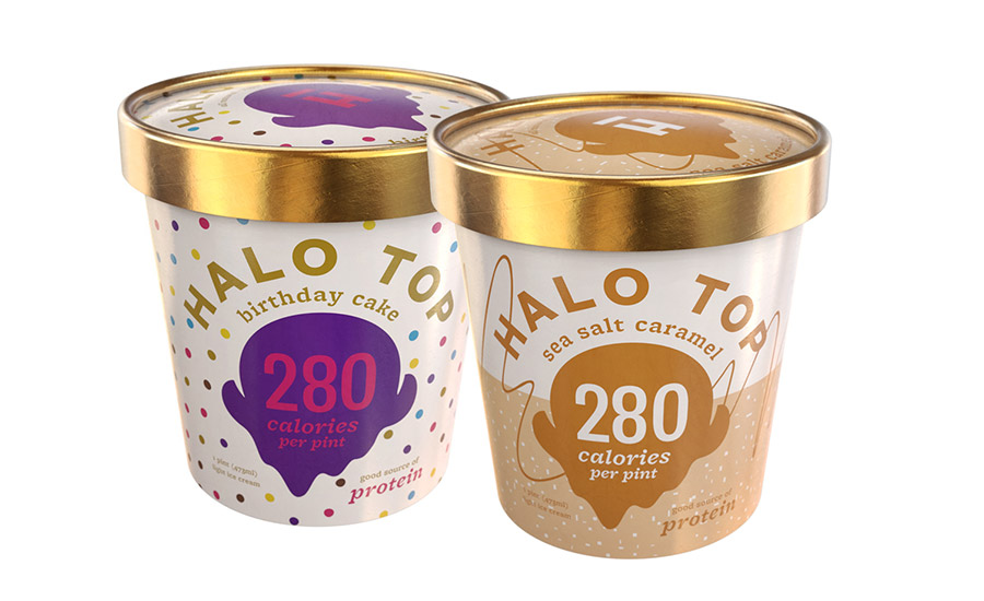 Halo Top Creamery is now the bestselling pint of ice cream in the