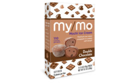 My-Mo Mochi Ice Cream chocolate