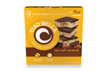 Ciao Bella Sea Salt Caramel Square - feature