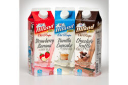Hiland Dairy summer milks