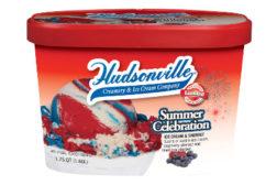 Hudsonville Summer Celebration ice cream