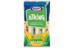 Kraft String Crayola