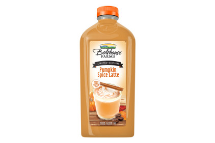 Bolthouse Farms Pumpkin Spice Latte - feature